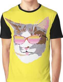 PURRberry Graphic T-Shirt