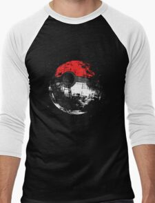 PokeStar Men's Baseball ¾ T-Shirt