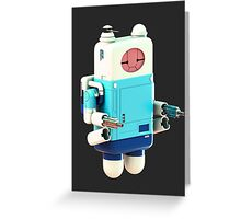 Siobot Greeting Card