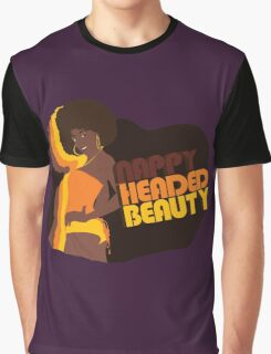 """Nappy Headed Beauty"" Graphic T-Shirt"