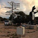 Border Village, Western Australia 2005 by muz2142