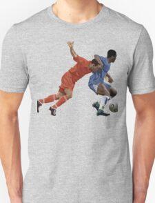 Basketball cartoon characters Unisex T-Shirt