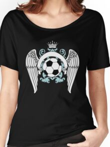 Vintage football graphics Women's Relaxed Fit T-Shirt