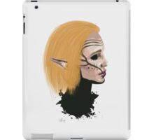 Clever June iPad Case/Skin