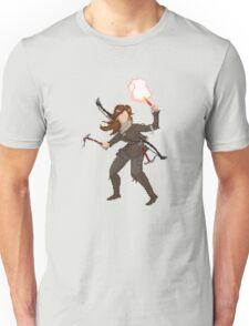 pixel raider Unisex T-Shirt