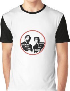 The black keys - portrait Graphic T-Shirt