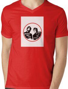 The black keys - portrait Mens V-Neck T-Shirt