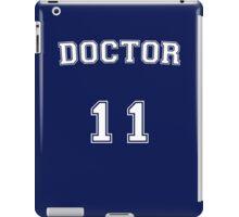 Doctor # 11 iPad Case/Skin