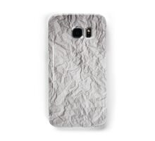 Texture paper cover Samsung Galaxy Case/Skin