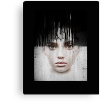 Losing Part Of You Canvas Print