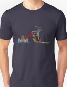 The Knight and the Snail - random edition Unisex T-Shirt