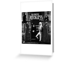 THE PRETTY RECKLESS Greeting Card