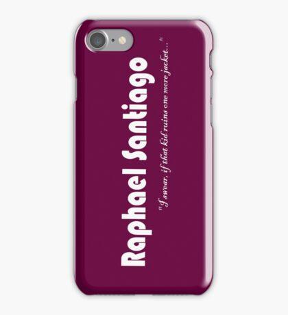 Raphael Santiago Items iPhone Case/Skin
