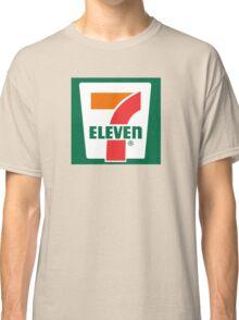 7-11 Logo, Simple. Classic T-Shirt