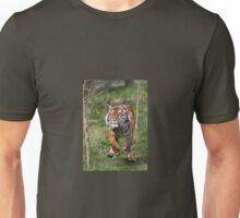 Running Sumatran Tiger Unisex T-Shirt