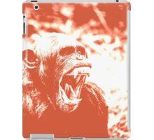 Brown Chimp iPad Case/Skin