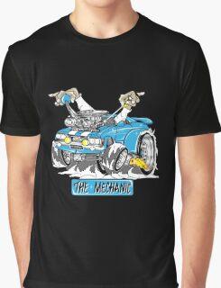the mechanic Graphic T-Shirt