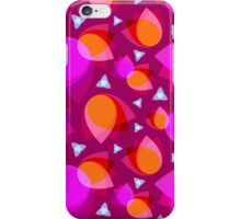 Abstract Petals iPhone Case/Skin