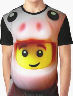 A cute little Piggie Graphic T-Shirt