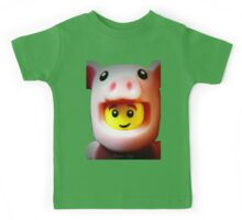 A cute little Piggie Kids Tee