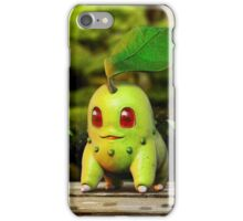 Realistic Pokemon: Chikorita iPhone Case/Skin
