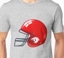 American football gridiron helmets Unisex T-Shirt