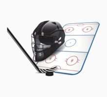 Ice hockey sports equipment One Piece - Short Sleeve