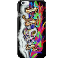 TRUTH HONOUR RESPECT iPhone Case/Skin