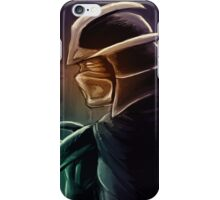 Shredder Foot Clan Grandmaster iPhone Case/Skin