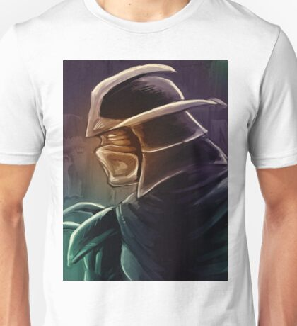 Shredder Foot Clan Grandmaster Unisex T-Shirt