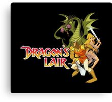 Dragons Lair Canvas Print