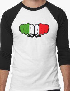 Italy! (Standard) Men's Baseball ¾ T-Shirt