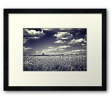 Following Dreams Framed Print