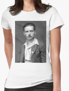 Austrian Nationalist Fighting for Freedom from Communism Circa 1938 Womens Fitted T-Shirt