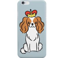 Cavalier King Charles Spaniel Puppy Dog  iPhone Case/Skin