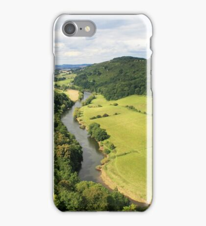 Picturesque view from Symonds Yat Rock iPhone Case/Skin