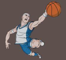 Basketball player pose Baby Tee
