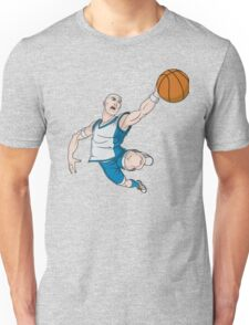 Basketball player pose Unisex T-Shirt