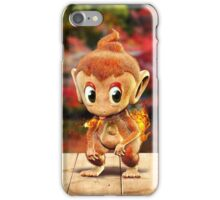 Realistic Pokemon: Chimchar iPhone Case/Skin