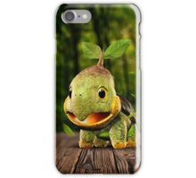 Realistic Pokemon: Turtwig iPhone Case/Skin