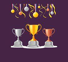 Trophies medals art Unisex T-Shirt