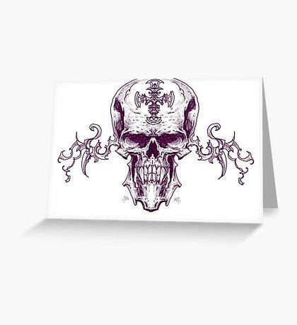 vignette Greeting Card