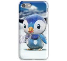 Realistic Pokemon: Piplup iPhone Case/Skin
