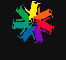 Penguin Color Wheel Unisex T-Shirt