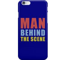 The Scene iPhone Case/Skin