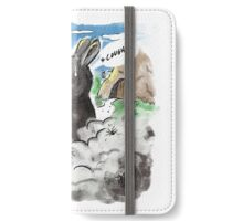Dustbunny iPhone Wallet/Case/Skin