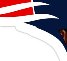 Tom Brady - Patriot Sticker