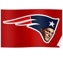 Tom Brady - Patriot Poster