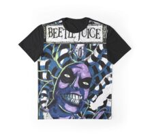 BEETLE JUICE : ANGRY Graphic T-Shirt