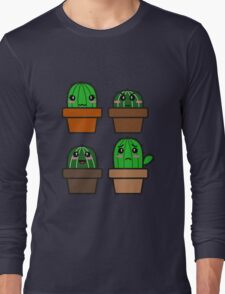 Cactus Long Sleeve T-Shirt